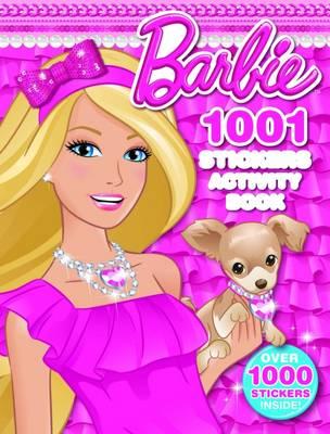Barbie 1001 Sticker Activity Book (Paperback)