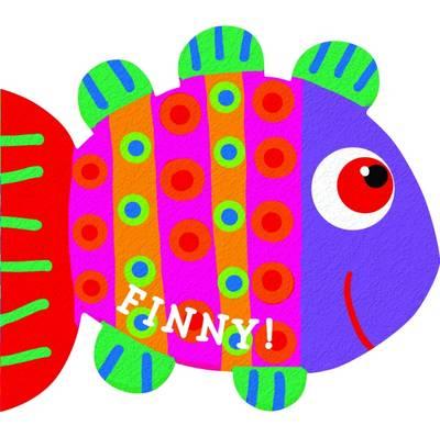 Fishy Friends - Finny (Hardback)