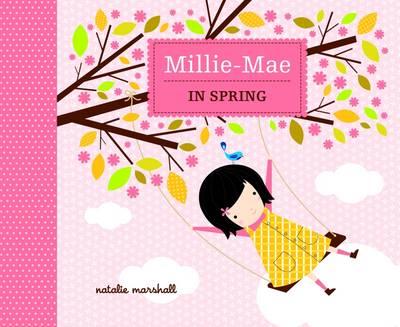Millie Mae Spring (Board book)