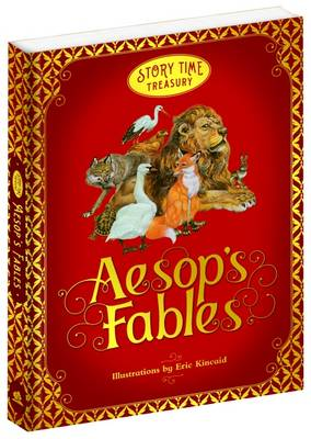 Aesop's Fables - Storytime Treasury (Hardback)