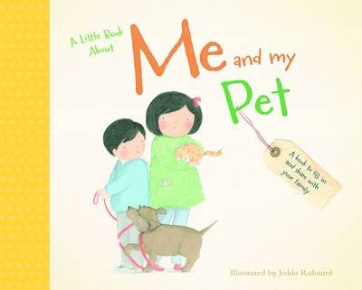 A Little Book About Me and My Pets (Hardback)
