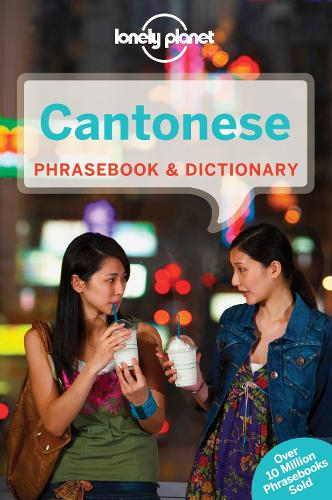 Lonely Planet Cantonese Phrasebook & Dictionary - Phrasebook (Paperback)