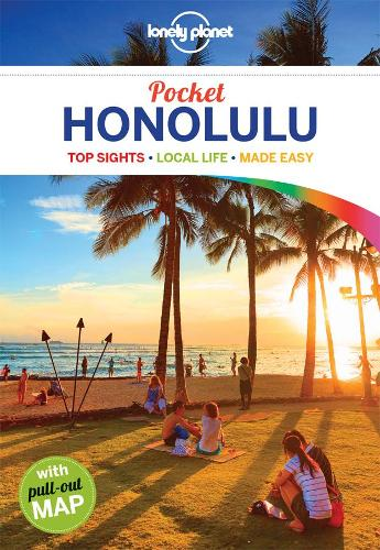 Lonely Planet Pocket Honolulu - Travel Guide (Paperback)