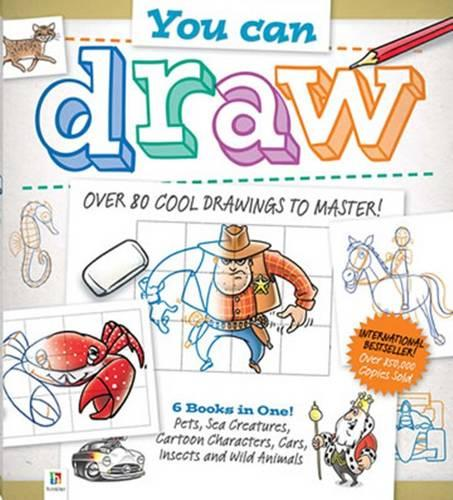 You Can Draw (binder relaunch) - Binder (Hardback)