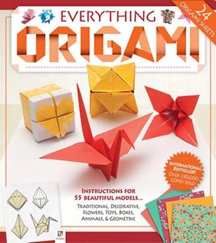 Everything Origami (Hardback)