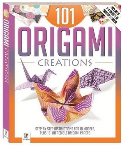 101 Origami Decorations (Hardback)