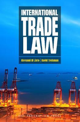 International Trade Law (Paperback)