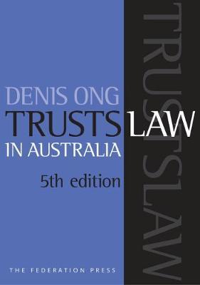 Trusts Law in Australia (Paperback)