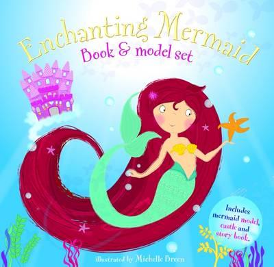 Enchanting Mermaid Model Book (Hardback)