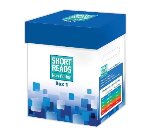 Short Reads Non-fiction Box 1 Ages 5+ (Level BR-200) - Short Reads (Paperback)