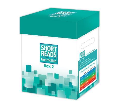 Short Reads Non-fiction Box 2 Ages 6+ (Level 210-400) - Short Reads (Paperback)