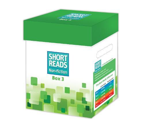 Short Reads Non-fiction Box 3 Ages 7+ (Level 410-600) - Short Reads (Paperback)