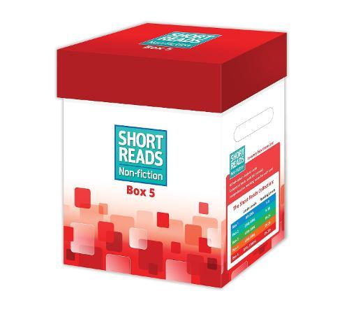 Short Reads Non-fiction Box 5 Ages 9+ (Level 810+) - Short Reads (Paperback)