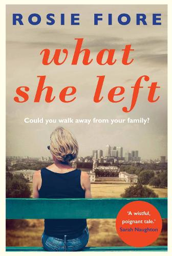 What She Left (Paperback)