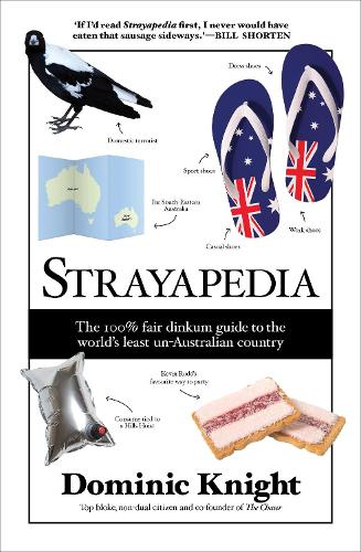 Strayapedia (Paperback)