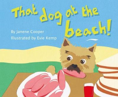 That Dog at the Beach! - That Dog (Hardback)