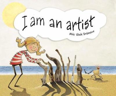 I Am An Artist (Hardback)