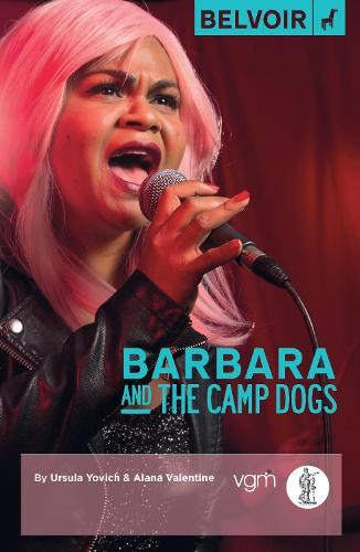 Barbara and the Camp Dogs (Paperback)