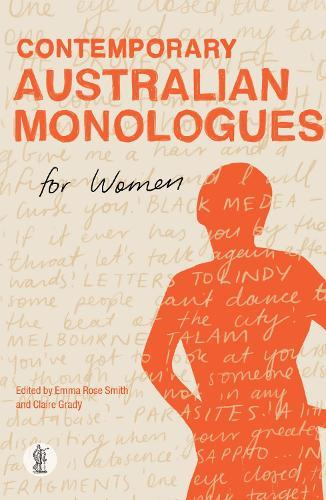 Contemporary Australian Monologues for Women (Paperback)