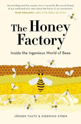 The Honey Factory: Inside the ingenious world of bees (Hardback)