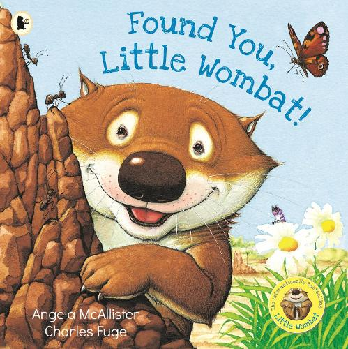 Found You, Little Wombat! (Paperback)