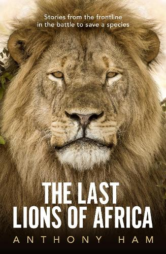 The Last Lions of Africa: Stories from the frontline in the battle to save a species (Paperback)