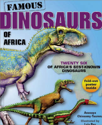 Famous Dinosaurs of Africa (Paperback)