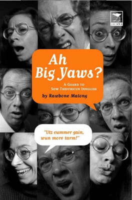 Ah Big Yaws?: A Guard to Sow Theffricun Innglissh (Paperback)