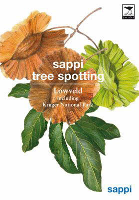 SAPPI Tree Spotting: Lowveld (Paperback)