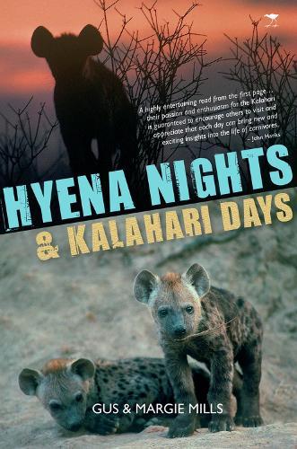 Hyena nights, kalahari days (Paperback)