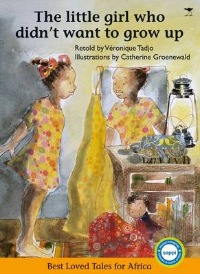 Little Girl Who Didn't Want to Grow Up (Paperback)