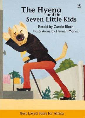 Hyena and the Seven Little Kids (Paperback)