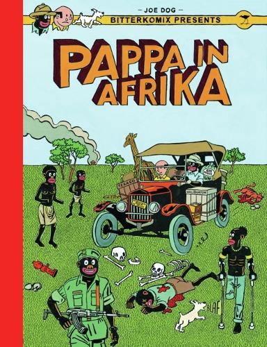 Pappa in Africa (Paperback)