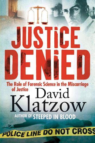 Justice denied (Paperback)