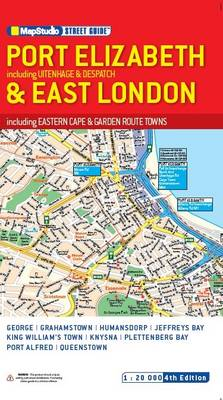 Street guide Port Elizabeth, East London, Uinanhage & Despatch (Paperback)