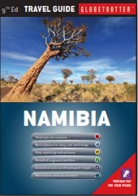 Namibia Travel Pack - Globetrotter Travel Pack (Sheet map, folded)