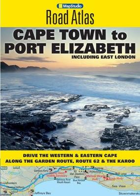 Road atlas Cape Town to Port Elizabeth (Paperback)