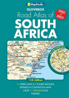 Glovebox road atlas of South Africa (Paperback)