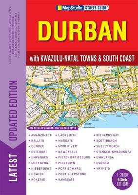 Street guide - Durban (Paperback)