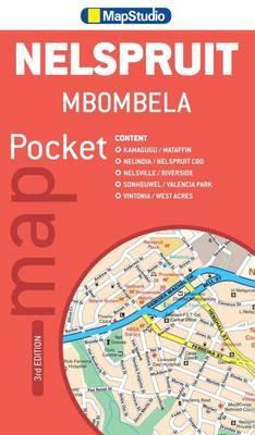 Pocket map - Mbombela (Nelspruit) (Paperback)
