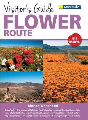 Visitor's guide flower route (Paperback)