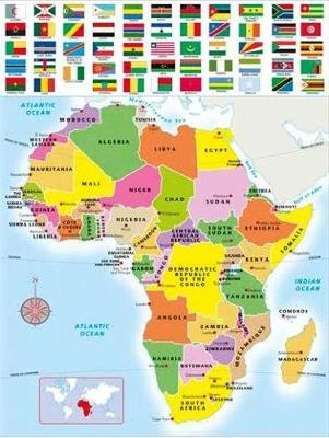 300 piece Africa jigsaw puzzle