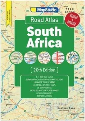 Road atlas South Africa (Paperback)