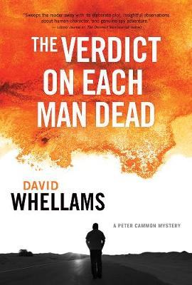 The Verdict On Each Man Dead: A Peter Cammon Mystery (Paperback)