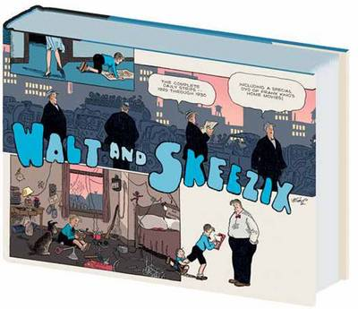 Walt and Skeezix: Bk. 5: 1929-1930 (Hardback)