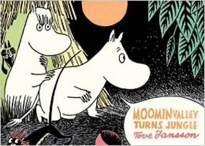 Moominvalley Turns Jungle (Paperback)