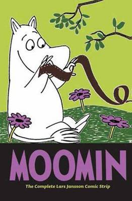 Moomin: Book 9: Book 9: The Complete Lars Jansson Comic Strip (Hardback)