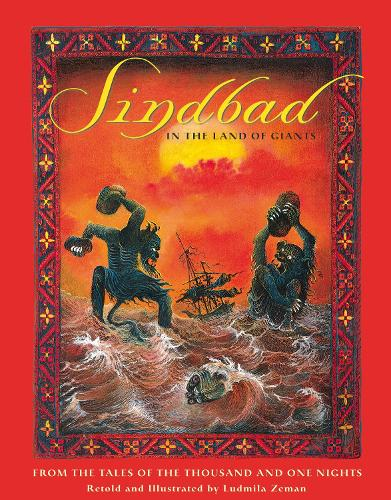 Sindbad In The Land Of Giants (Paperback)