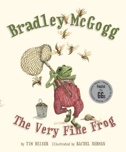 Bradley Mcgogg, The Very Fine Frog (Paperback)