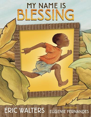 My Name Is Blessing (Hardback)